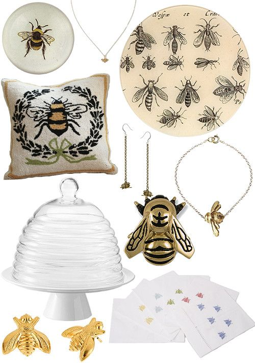 514 Best Images About Bees In Home Decor On Pinterest Bumble