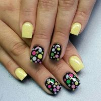 Spring colors. | pretty nails. | Pinterest | Nail art ...