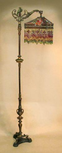 Vintage Victorian Floor Lamp   www.imgkid.com - The Image ...