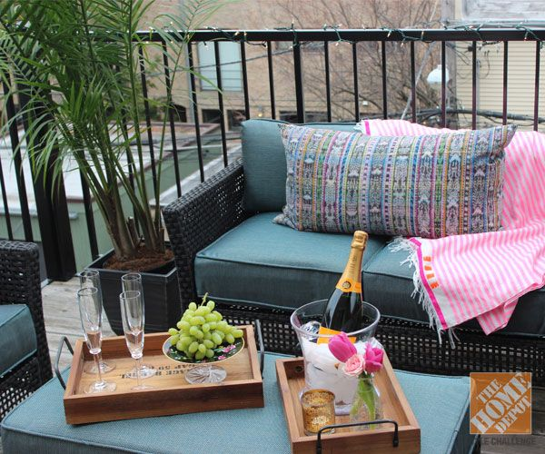 Best 25+ Apartment patio decorating ideas on Pinterest