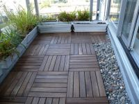 7 best images about Balcony on Pinterest | Wood tiles ...