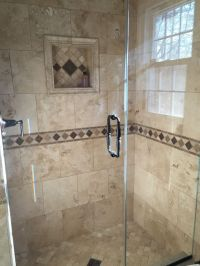 25+ Best Ideas about Shower Tile Designs on Pinterest