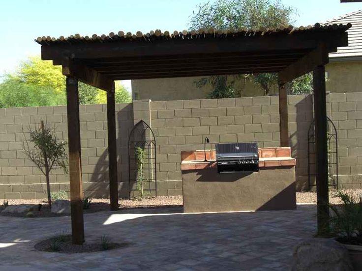 stylish shade for less aluminum pergolas phoenix scottsdale desert, Terrassen ideen
