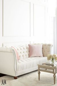Best 25+ Tufted sofa ideas on Pinterest