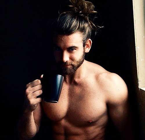 Die Besten 25 Lange Haare Männer Ideen Auf Pinterest