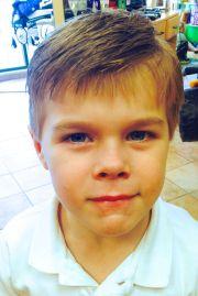 cute boys haircuts