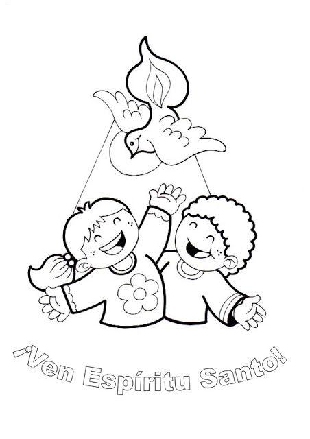 pentecostes actividades para niños