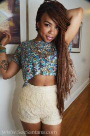 black women braids - google