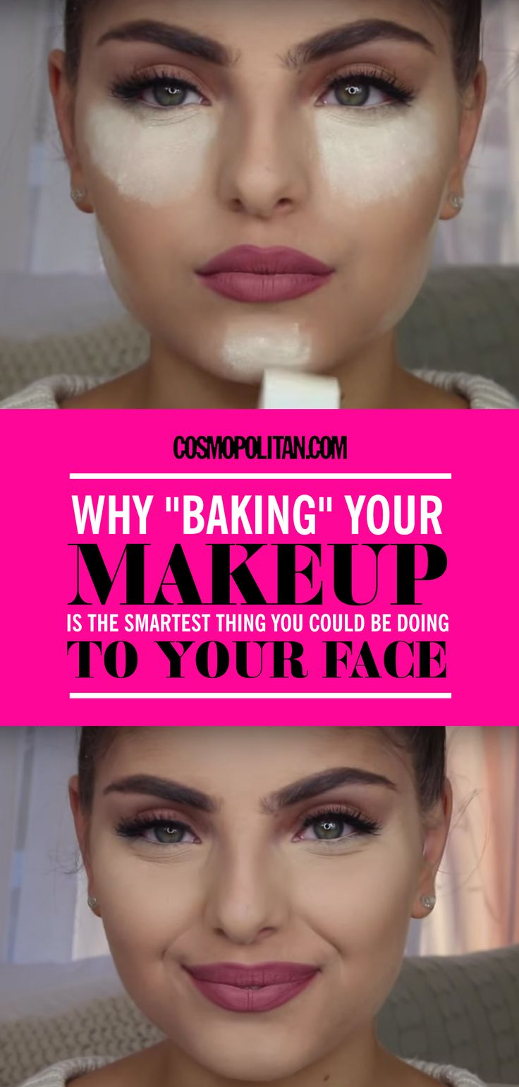 BAKING MAKEUP: The baking makeup trick has been around for years, but it has just become popular now thanks to beauty bloggers.