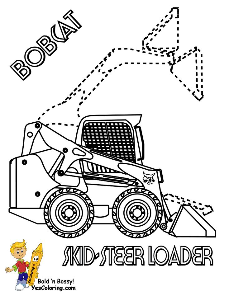 17 Best ideas about Bobcat Skid Steer on Pinterest