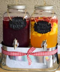 25+ best ideas about Baby shower drinks on Pinterest