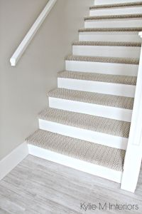Best 25+ Painted stairs ideas on Pinterest