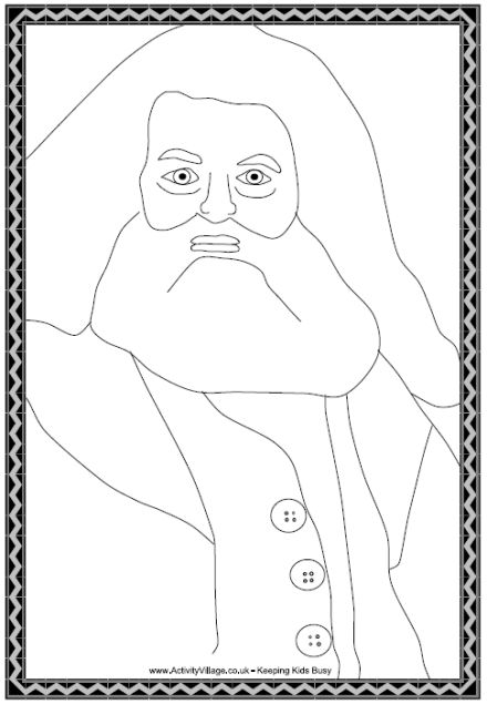 29 best Harry Potter Colouring pages/stencils images on