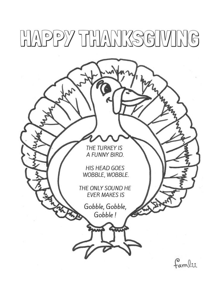 17 Best ideas about Thanksgiving Poems on Pinterest