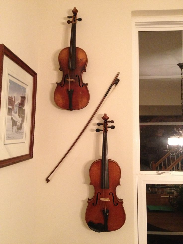 living room decor ideas grey walls design black couch grandma's violins hung on the dining wall | my house ...