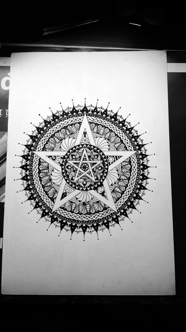 20 Pentacle Tree Of Life Tattoos Ideas And Designs