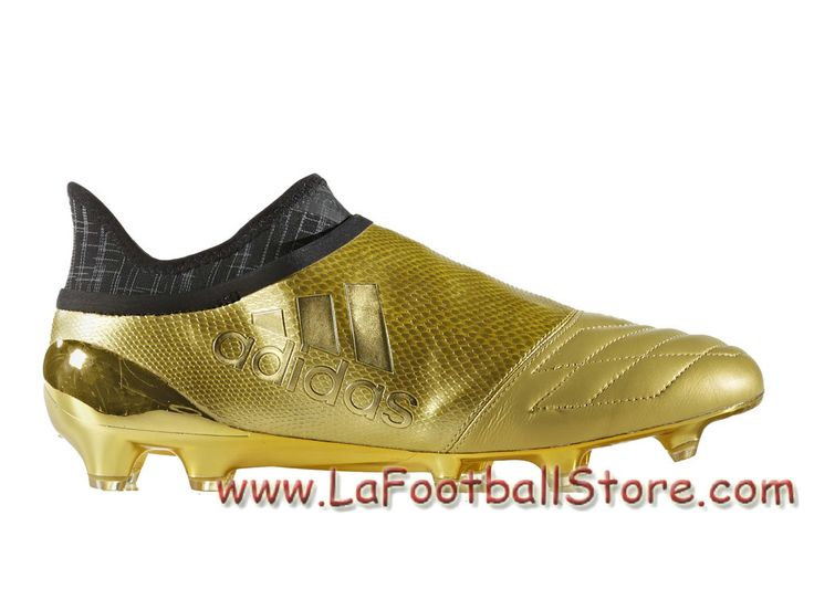 adidas homme football chaussure x purechaos space craft terrain souple gold met