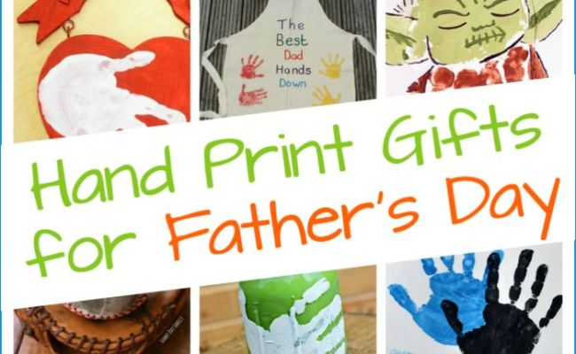 Handmade Father S Day Gifts From Kids Dads Father S Day