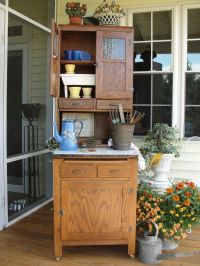 17 Best images about Hoosier Cabinets on Pinterest ...
