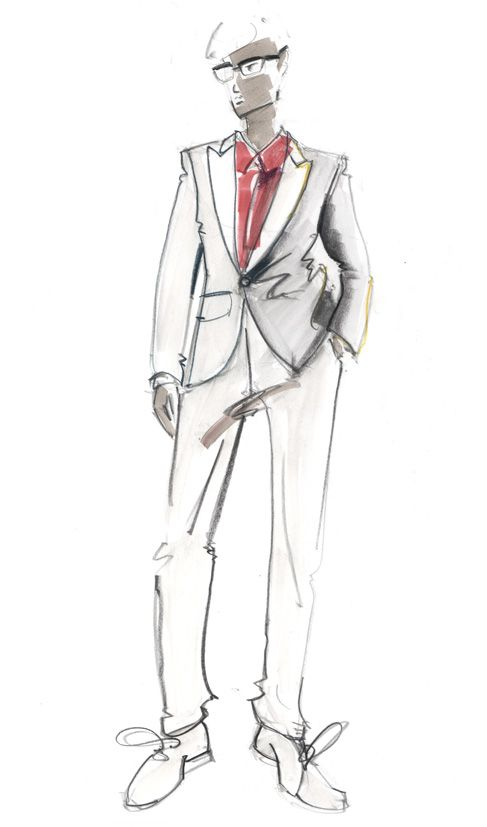 100 best images about Menswear sketches on Pinterest