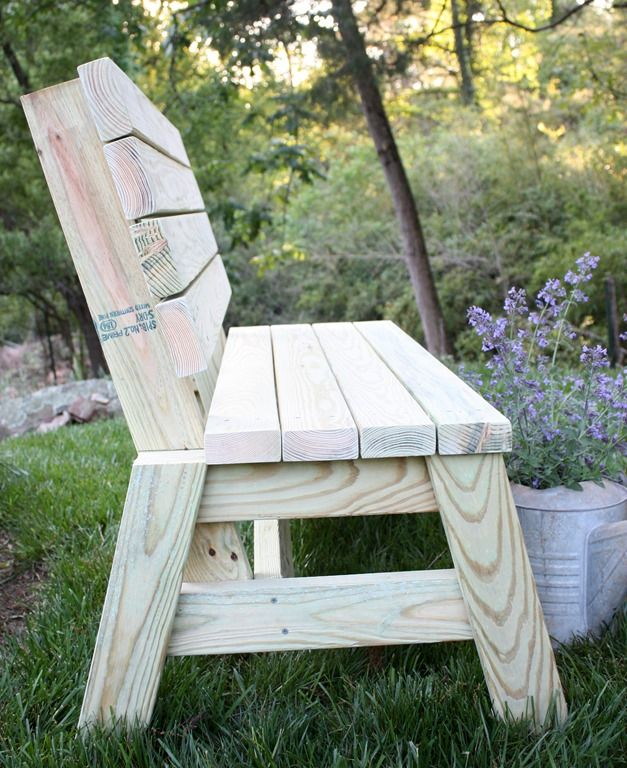 25 Best Ideas About Outdoor Benches On Pinterest Outdoor