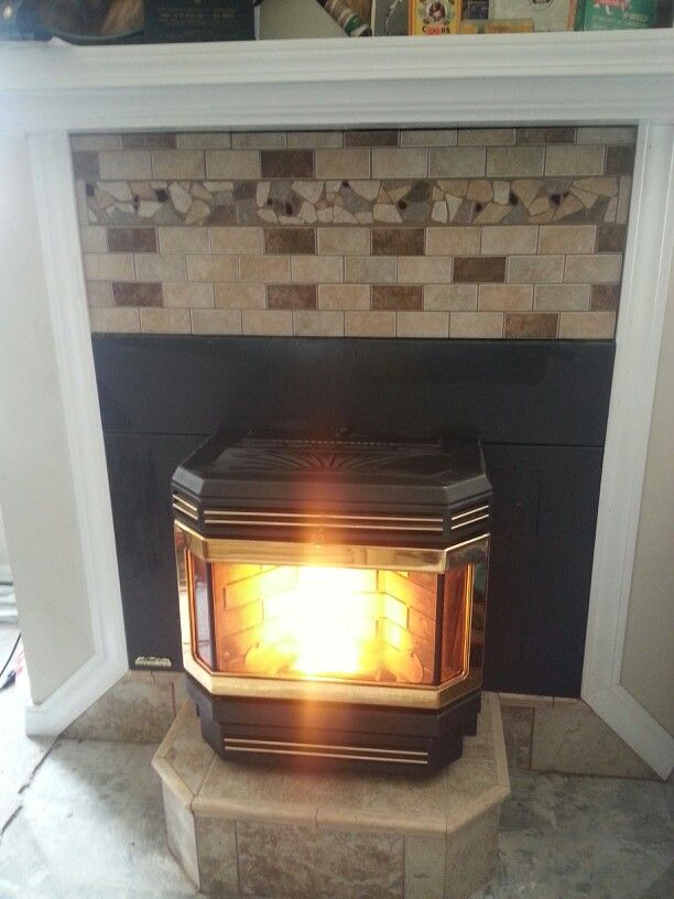 Pellet stove inserts Pellet stove and Stove on Pinterest
