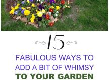 25+ best ideas about Yard decorations on Pinterest | Diy ...