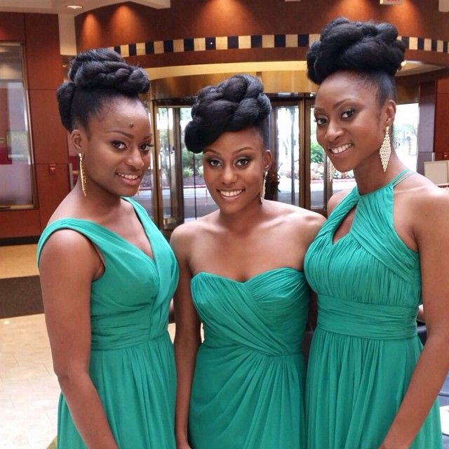 20 Best Images About Natural Hair Nigerian Brides On Pinterest