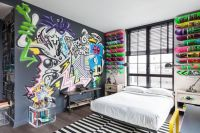 Best 25+ Graffiti bedroom ideas on Pinterest | Graffiti ...