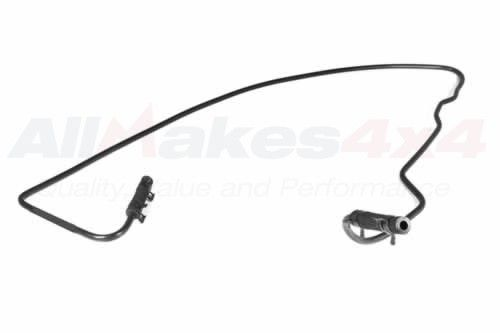Land Rover Discovery 2 Expansion Tank Hose to Radiator