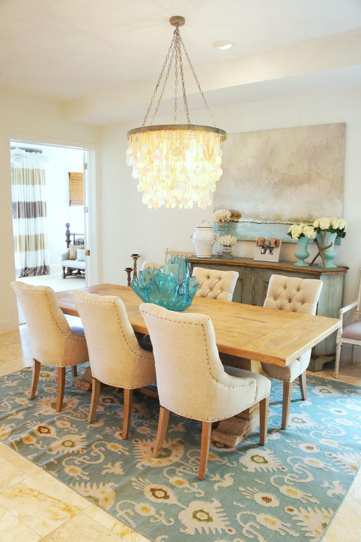 nook style kitchen table cheap remodel 25+ best ideas about coastal dining rooms on pinterest ...