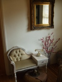 Telephone Chair. I love this old chair | Home | Pinterest ...