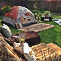 25+ Best Ideas about Backyard Camping on Pinterest ...