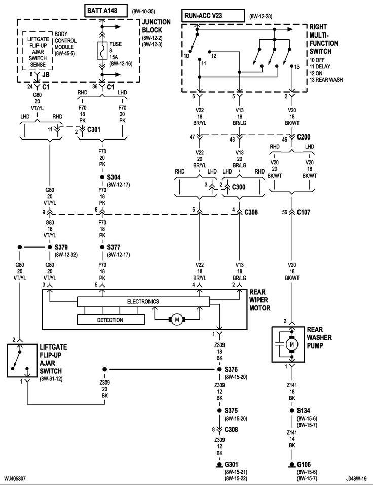 2005 ford taurus starter wiring diagram solar with generator 89 jeep yj | wiper http://www.justanswer.com/jeep/2vuxp-2004 ...