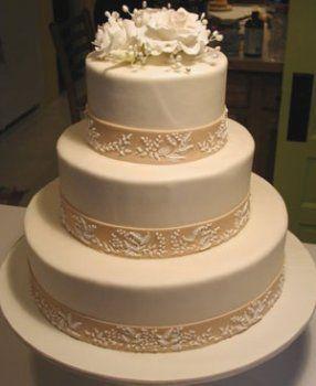 Pastel de Bodas Elegante  Recipes to Cook  Pinterest  Wedding Blog and Cake pictures