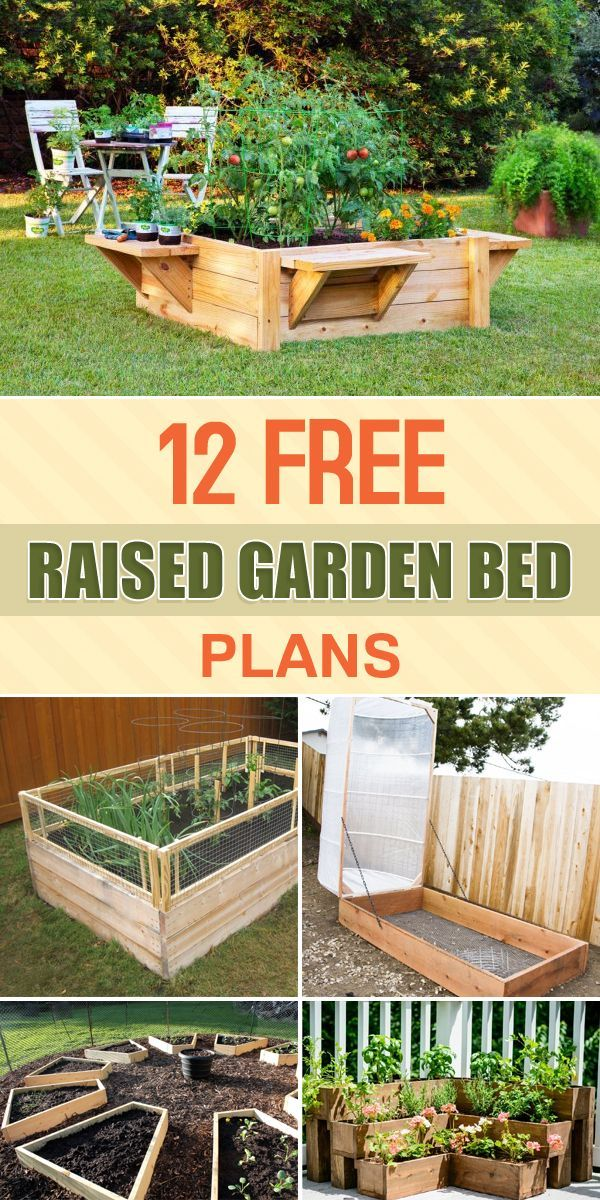 25 Best Ideas About Raised Garden Beds On Pinterest Raised