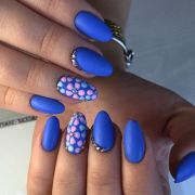 ideas bright blue