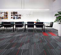 Interface | Modular Carpet Tile | Detours Onyx | CT111 ...