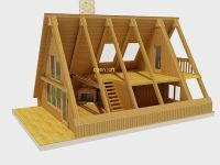 a frame cutaway | Tiny home | Pinterest | Jack o'connell ...