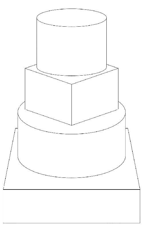 129 best images about Cake Templates on Pinterest