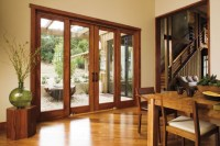 Pella Designer Series 750 Sliding Patio Door, Screen