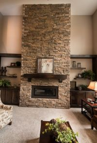 1000+ ideas about Shelves Around Fireplace on Pinterest ...