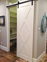 133 best images about barn door hallway on Pinterest ...