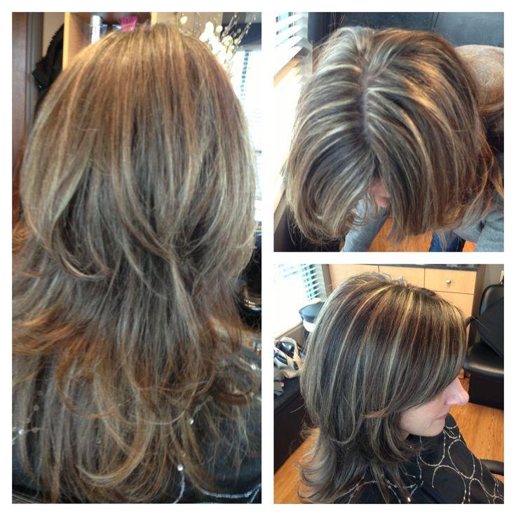 Light Brown Hair With Highlights Ash Light Brown Hair