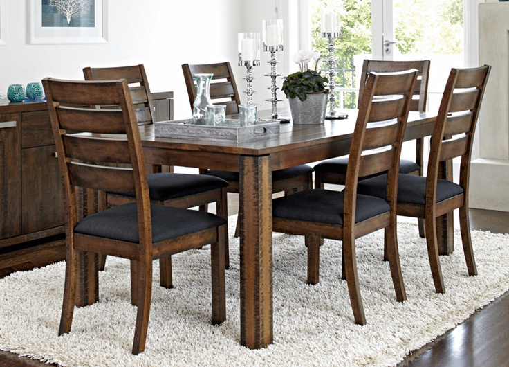 Penleigh 7Piece Rectangular Dining Suite by John Young