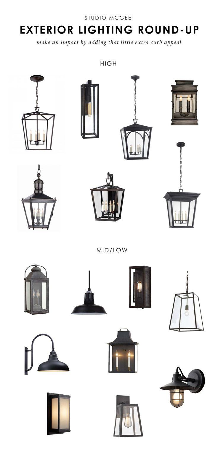 25+ Best Ideas about Exterior Lighting on Pinterest