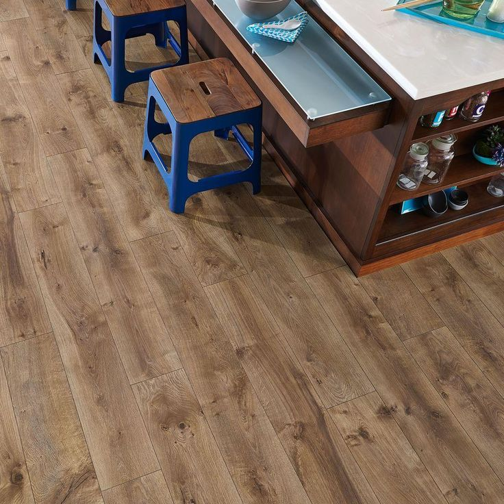 kitchen islands at home depot corner pantry pergo xp riverbend oak 10 mm thick x 7-1/2 in. wide 47-1 ...
