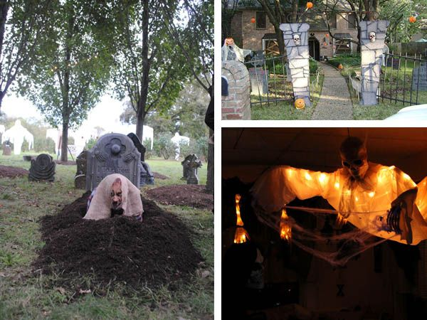 Haunted House Special Effects Ideas House And Home Design