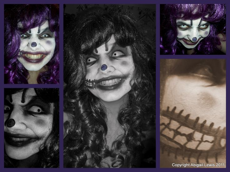 Zombie Clown Costumes For Women