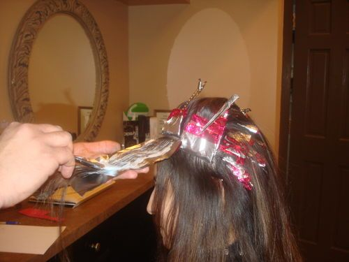 45 Best Images About Hair Foiling On Pinterest Technique